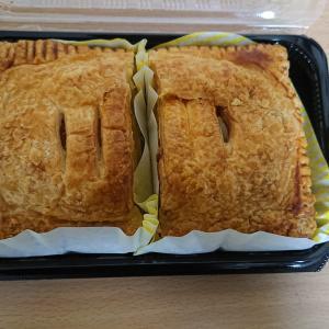 河原町にあるSHOJIのアップル&スイートポテトパイは2度美味しい。
