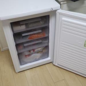 買ってよかった冷凍庫