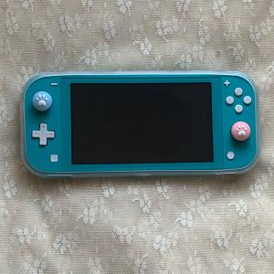 Switch Lite 可愛くなったよ【あつ森待機民】