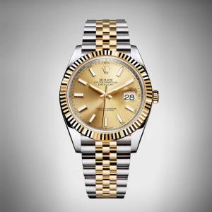 華麗なる加齢と腕時計2 〜デイトジャストとか、ほしいの巻