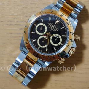 腕時計の、クロノグラフなんてどれも似てるし