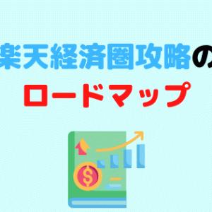 【攻略】楽天経済圏でお得にポイントをGETするためのロードマップ