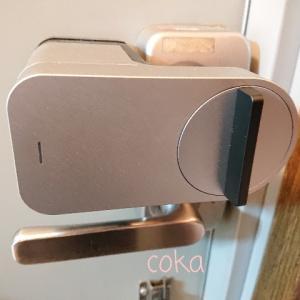 【Qurio Lock】スマホでドアロック解除できるから 便利すぎるて助かる!!