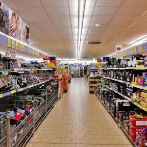 スーパーマーケットなどについての細かなアップデート