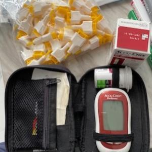 妊娠糖尿病検査に引っかかってしまいました><
