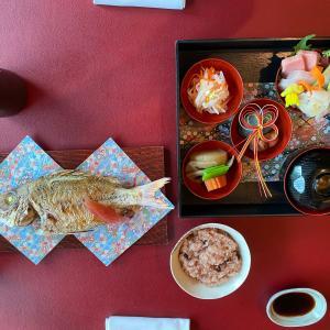 お食い初め @ NAMI Restaurant & Bar