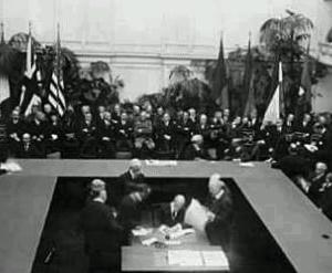 ワシントン会議てどんな会議?第一次世界大戦後に出来たワシントン体制についてわかりやすく解説!