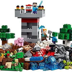 2020年6月にレゴマインクラフト新商品発売