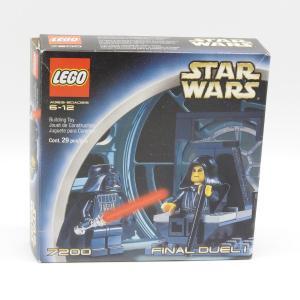 レゴ(LEGO)スターウォーズ7200 最後の戦い