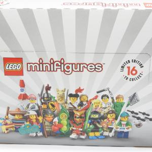 レゴ(LEGO)ミニフィギュアシリーズ20 1BOX開封レビュー
