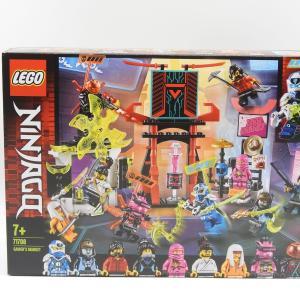 ミニフィグ大量セットのレゴ(LEGO) ニンジャゴー エンパイア・ショップ 71708