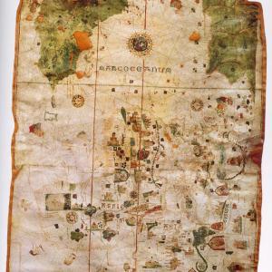 世界地図の歴史 大航海時代以降編