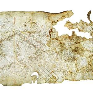 世界地図の歴史 番外編 海図の歴史