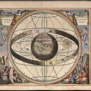 世界地図の歴史 番外編 天文図の歴史