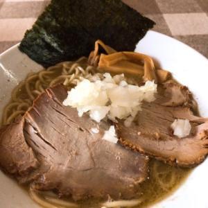 にぼちゃん 煮干しラーメンと濃厚煮干しラーメンと和え玉がめっちゃ美味しい!