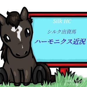 ラストチャンスの権利獲得!シルク出資3歳馬ハーモニクス近況(2020/08/12)