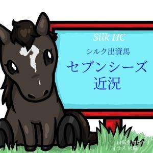 1度放牧へ!!シルク出資2歳馬セブンシーズ近況(2020/07/08)