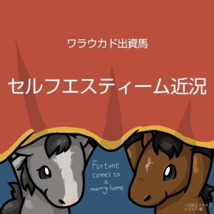 順調に良化!ワラウカド出資2歳馬セルフエスティーム近況(2021/06/04)