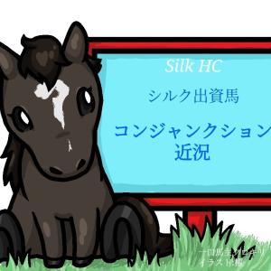 目標は新潟デビュー!シルク出資2歳馬コンジャンクション近況(2021/06/11)