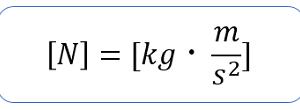 【N(ニュートン)とkgの単位の違い】ニュートン(単位)の換算方法