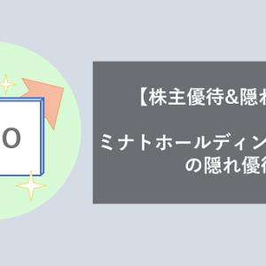 【株主優待&隠れ優待】ミナトホールディングス(6862)の隠れ優待