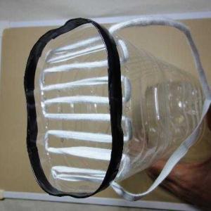 伸びる蓋付きペットボトルケースを自作しました。