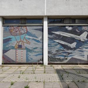 旧東ドイツの気になる街角アート、背景を調べてみた