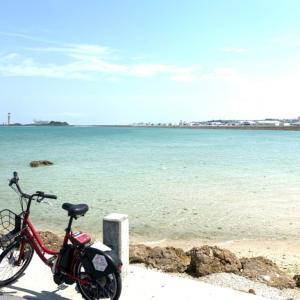 「沖縄レンタサイクル」ちゅらチャリで瀬長島まで走ってみる