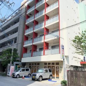 【修行にオススメ】ミスター金城in松山で格安那覇滞在が可能!