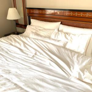 ヘブンリーベッドが欲しくなりウェスティン東京に宿泊!【腰痛緩和】