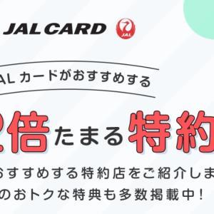 【知らないと損】JAL特約店でマイルを2倍のスピードで溜めまくろう!