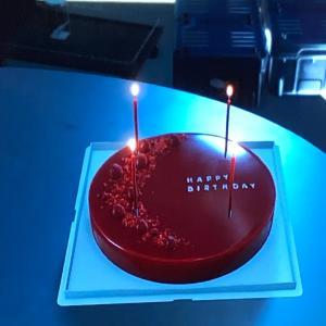 誕生日を迎えた。