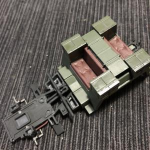 1/48 タミヤ ドイツ軍 Kfz.69作成 ②
