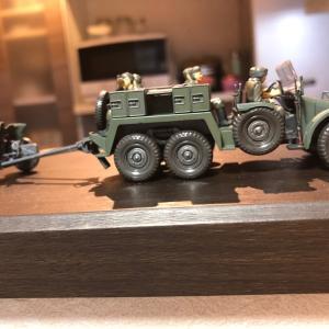 1/48 タミヤ ドイツ軍 Kfz.69 完成
