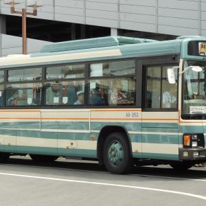 西武バス フルカラーLED表示集