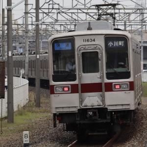 2020/10 東上線撮影1
