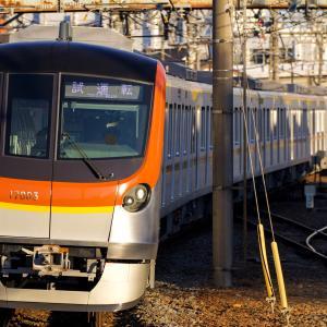 17000系東上線試運転 2月以降の動き