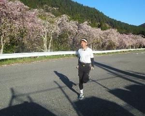 エア野辺山に向けて、今日は逆コースでの峠走へ