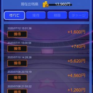 13960円勝ち!!にて終了予定