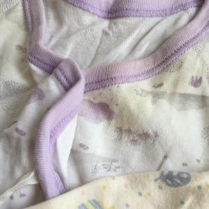 【出産準備】ベビー服の漂白