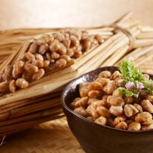 [納豆] 納豆作り ⑥小豆: 試食編
