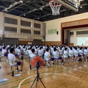 体験の感想② 令和2年9月9日 鶴岡市立鶴岡第3中学校様 福祉学習