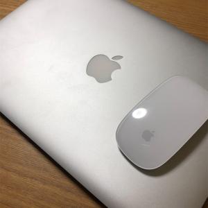 Mac使用の方!! 純正マウスはいいですぞ!!