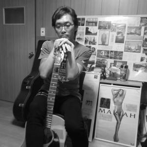 「夜想曲~ブルーノクターン」(オリジナル曲~アルバム~「路上3」より」)