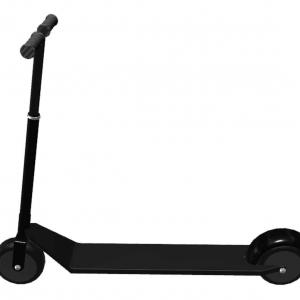 COSWHEEL EV SCOOTERとは-電気代13円で35kmも走行するEVキックスクーター