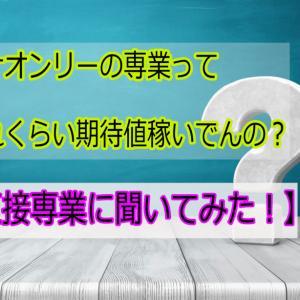 エナ専業の限界期待値は30万円?知り合いの専業に思い切って聞いてみた!