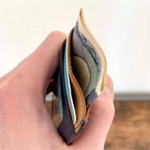 カードケースはミニマリスト財布としてつかえる話【キャッシュレス決済】