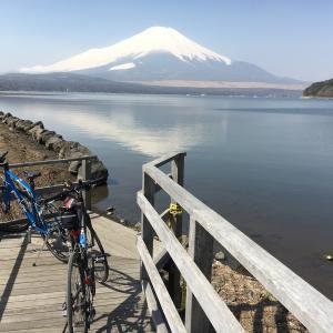 山中湖自転車遠征記パート2 ‐河口湖のある風景-