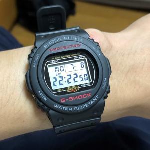 """カシオ DW5700 """"STING"""""""