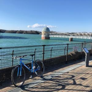 多摩湖サイクリング -多摩湖は「山」だ!!